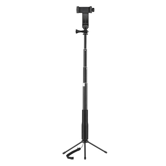 Telescpico Selfie Stick Com Mini Tabletop TriPod Phone