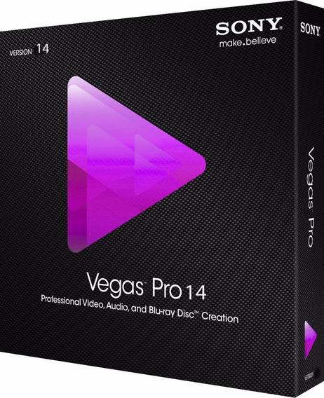 Sony Vegas 14 Edición De Video