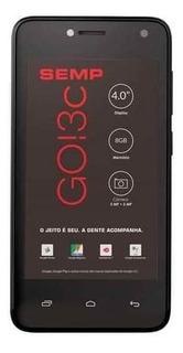 O Melhor Smartphone Semp Go 3c 4 Quadcore 8gb 5mp Dual Chip