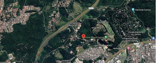Terreno Para Venda Em Embu Das Artes, Jardim Mimas - Te0041_1-1722712