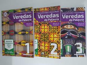 Livro Português - Veredas Da Palavra   Professor