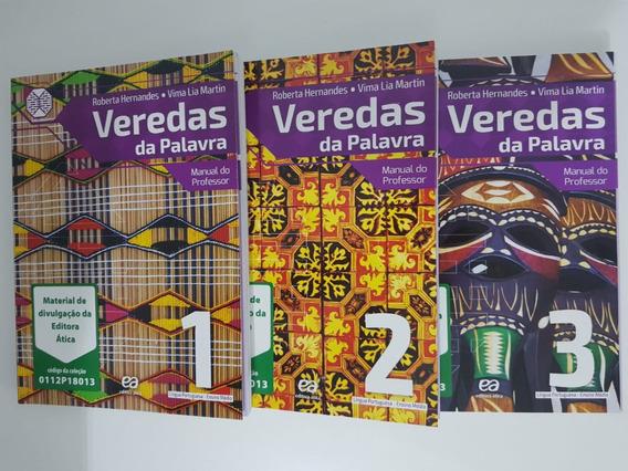 Livro Português - Veredas Da Palavra | Professor