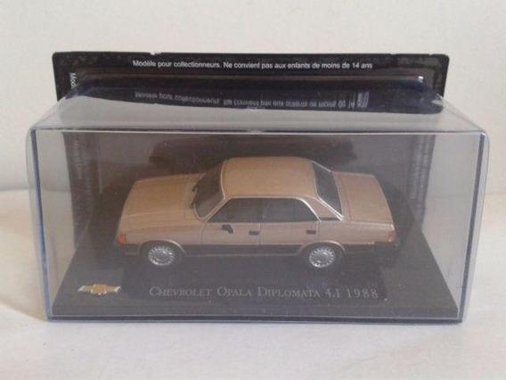 Miniatura Carro Opala Diplomata 4.1 1988 Lacrado Raro