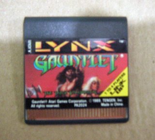 Gauntlet Para Lynx Atary (original)