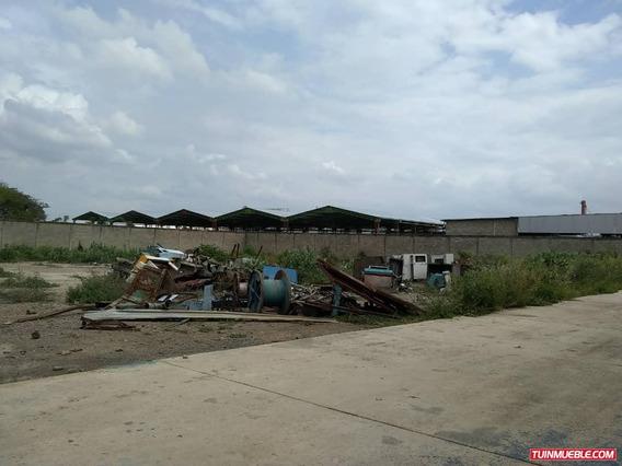 Terrenos En Venta Santa Cruz Zona Industrial 04141291645