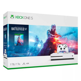 Console Xbox One S 1 Tb 4k + Battlefield V