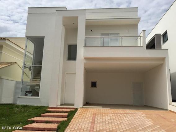 Casa Em Condomínio Para Venda Em Sorocaba, Condomínio Mont Blanc, 4 Suítes, 2 Banheiros, 4 Vagas - Cac062