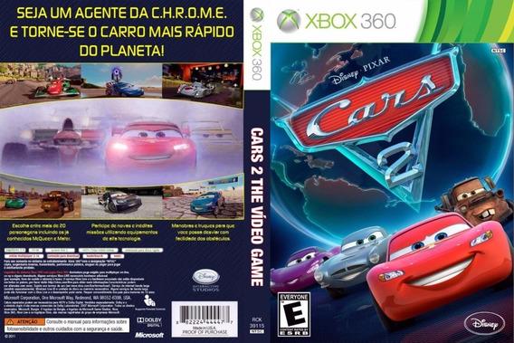 Carros 2 - Xbox 360-midia Digital