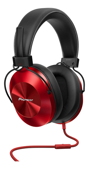 Auriculares Pioneer SE-MS5T rojo
