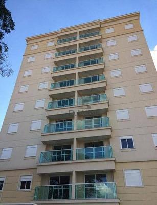 Apartamento Com 2 Dormitórios À Venda, 60 M² Por R$ 290.000 - Taquaral - Campinas/sp - Ap17714