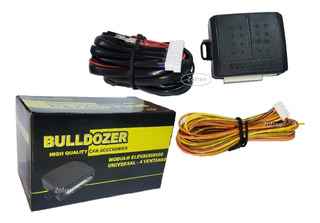 Modulo Interface Para 4 Vidrios Marca Bulldozer Bx4 / Zofree