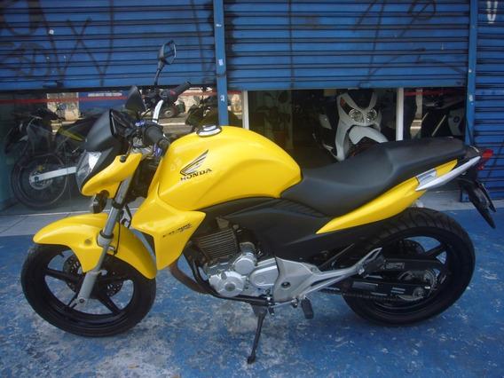Honda Cb 300 R Amarela Ano 2013 Troca Financia