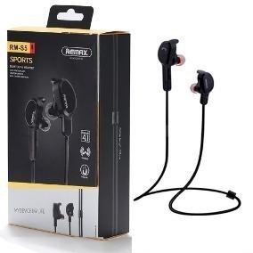 Audifono Bluetooth 4.1 Deportivo Remax Rm-s5 Contra Sudor