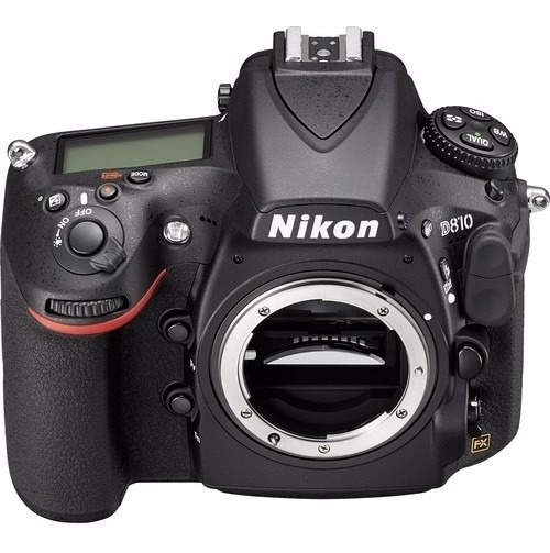 Câmera Nikon D810 Nova Na Caixa Entrega Já
