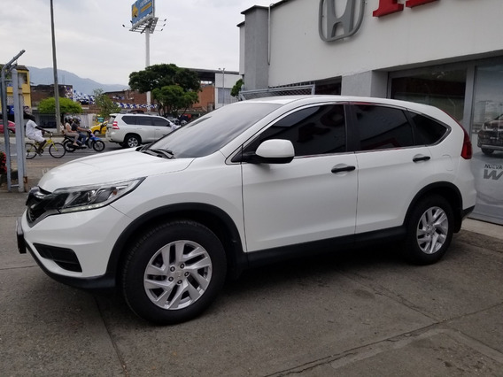Honda Cr-v City Plus 2.4 M 2.016 Blanco Taffeta