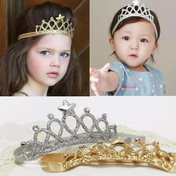 2 Pzs De Diadema Para Bebes Niñas Y Jóvenes Bautizo Comunión