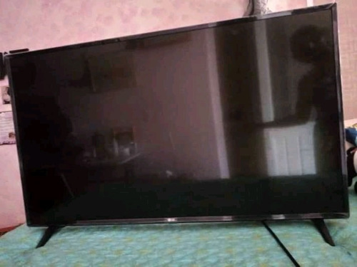 Imagen 1 de 4 de Televisor De 43 Pulgadas LG Smart Tv 4k Uhd