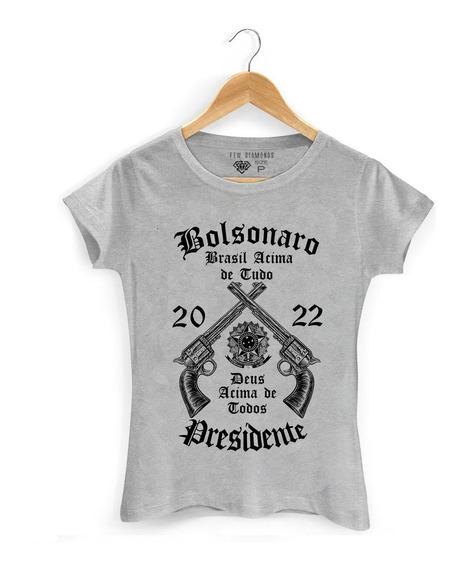 Camisa Jair Bolsonaro Mito Jair Somos Todos Bolsonaro 2022