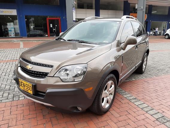 Chevrolet Captiva Sport 2.4 Aut 2015