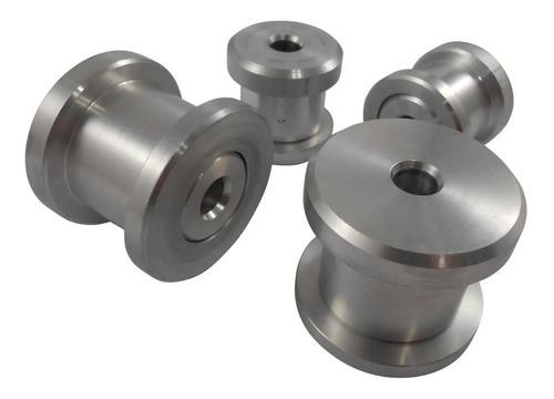 Imagem 1 de 2 de Bucha Do Agregado Em Aluminio Vw Ap