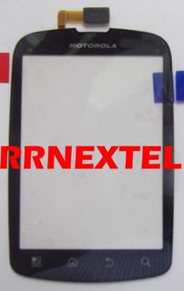 Vidro Touch Nextel Master Xt605 Lente Touch Screen Nextel