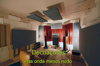 Paneles Acusticos Decoacustic 50x75 Mira El Video