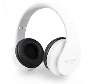 Headfone Bluetooth Fm / Cartão Sd Super Bass Hf-440bt Exbom