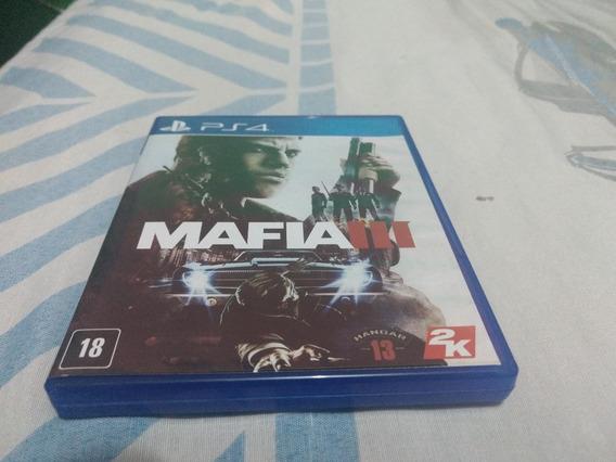 Jogo Mafia 3 - Playstation 4 - Mídia Física Original