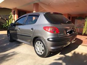 Peugeot 206 1.6 16v 110cv 2001 4 Portas