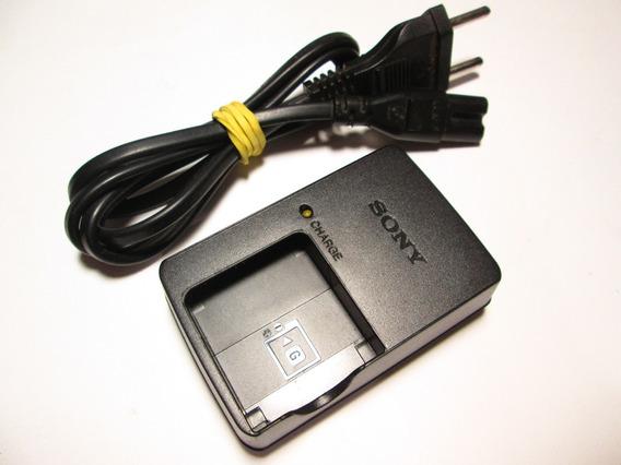Carregador De Bateria Sony Modelo: Bc-csgd - Original