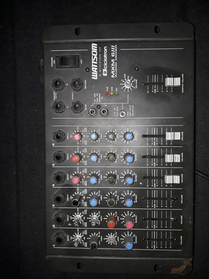 Mesa Som Wattsom, Mxm 6iii, Audio Mixer