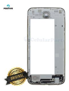 Gabinete Traseiro Lg M320 K10 Power Dourado Original Nf