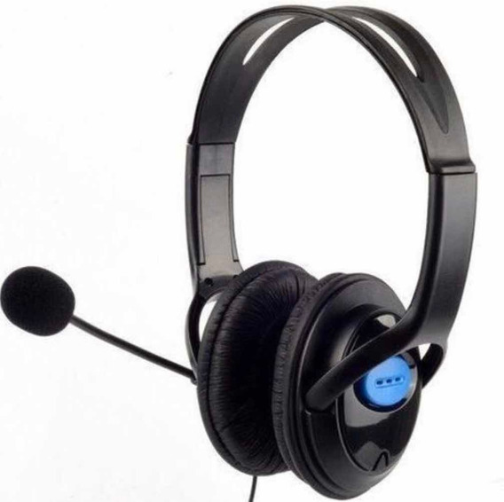 Headset Gamer Ps4 Xbox One N Switch Smartphone