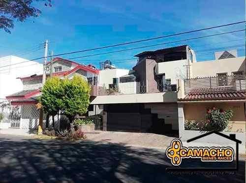 Casa En Venta En Col. San Manuel Opc-0129