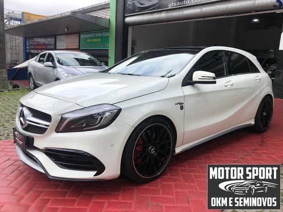 Mercedes-benz A 45 Amg 2.0 16v Turbo
