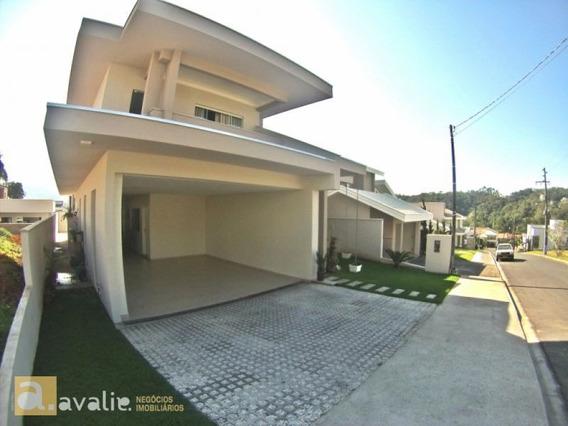 ***magnífica Casa Em Condomínio Fechado*** - 6001370v