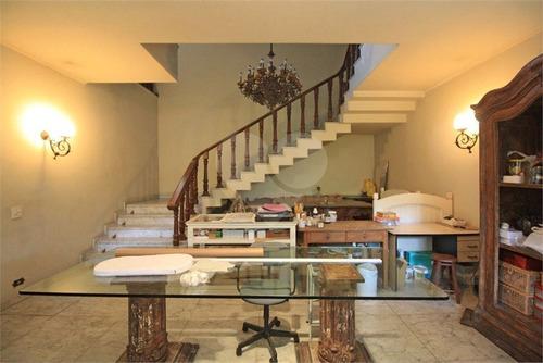 Casa À Venda No Alto De Pinheiros - 345-im86665