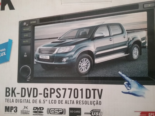 Dvd Gps7701dtv Toyota Hilux