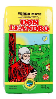 Yerba Mate Leandro X 1 K