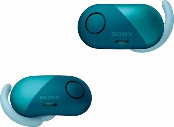 Fone De Ouvido Sem Fio Wf-sp700n Sport Noise Canceling Sony