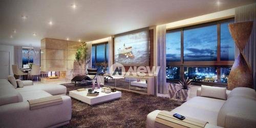 Imagem 1 de 16 de Apartamento À Venda, 162 M² Por R$ 1.610.000,00 - Hamburgo  Velho - Novo Hamburgo/rs - Ap2457