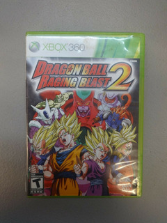 Dragon Ball Raging Blast 2 Xbox 360 Oferta
