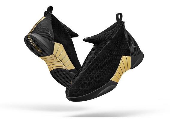 Nike Air Jordan 15 Retro Doernbecher 2018 Pe Mayma Sneakers