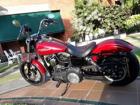 Harley Davidson 2017 Fxdb - Street Bob.
