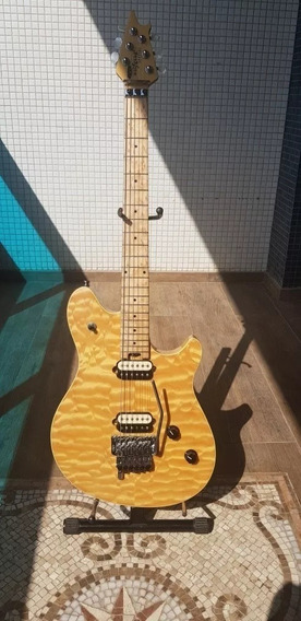 Conjunto De Guitarras Top+ Violao Maciço Fender EpiPhone Evh Trocas