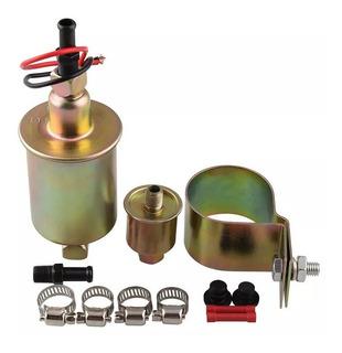 Bomba Combustible Nafta Eléctrica Universal Para Carburador
