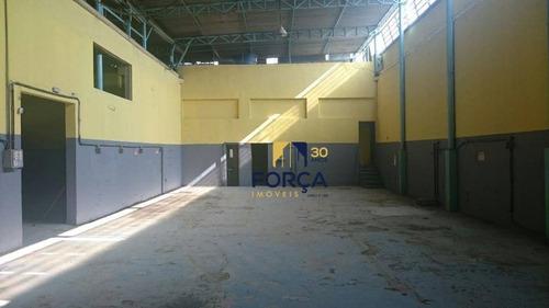 Galpão À Venda, 710 M² - Cumbica - Guarulhos/sp - Ga0053