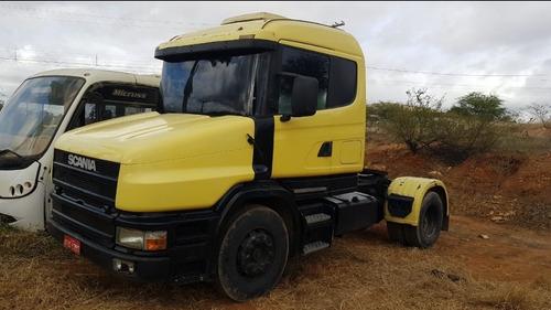 Imagem 1 de 4 de Scania T114 Ga 4x2 360