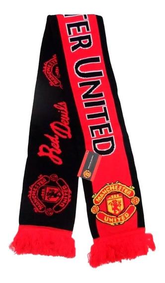 Bufanda Futbol Soccer Club Manchester United Mu0537