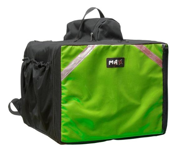 Bag Bolsa Mochila Motoboy Para Lanches Caixa Isopor Térmica